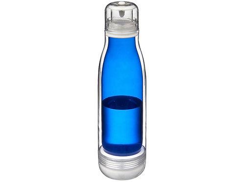 Спортивная бутылка Spirit  со стеклом внутри