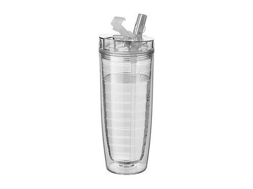 "Бутылка ""Sippe"", белый прозрачный"