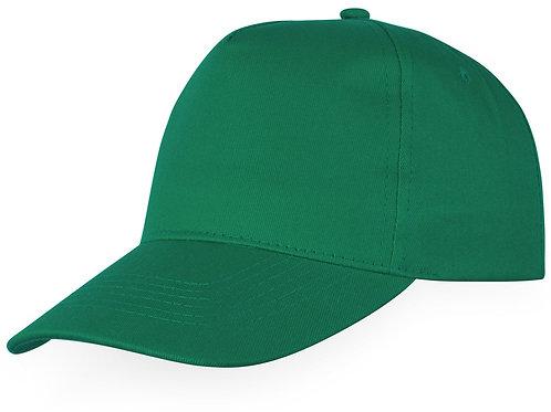 """Бейсболка """"Memphis C"""" детская, зеленый"""