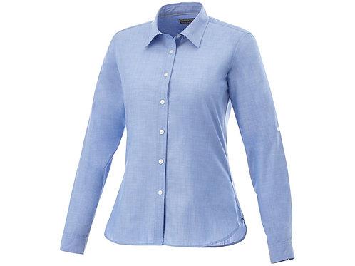 "Рубашка ""Lucky"" женская, светло-синий"