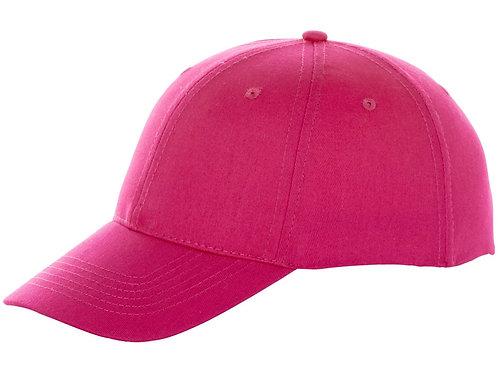 """Бейсболка """"Watson"""", 6 панелей, розовый"""