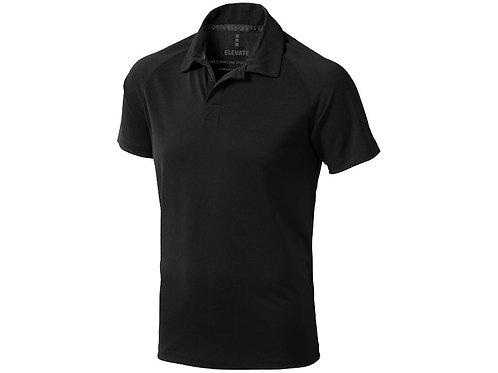 """Рубашка поло """"Ottawa"""" мужская, черный"""