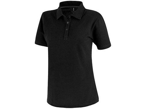Рубашка поло «Primus» женская, черный
