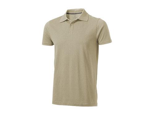 """Рубашка поло """"Seller"""" мужская, хаки"""
