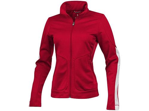 """Куртка """"Maple"""" женская на молнии, красный"""