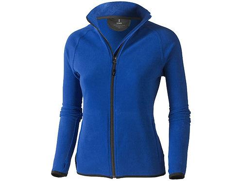 """Куртка флисовая """"Brossard"""" женская, синий"""