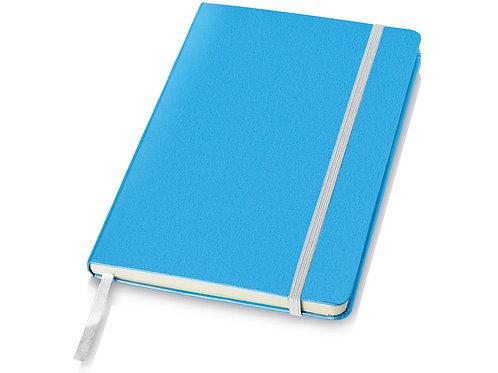 """Блокнот классический офисный """"Juan"""" А5, голубой"""