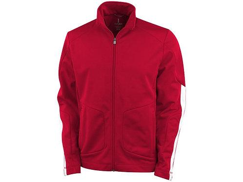 """Куртка """"Maple"""" мужская на молнии, красный"""