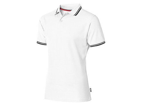 """Рубашка поло """"Deuce"""" мужская, белый"""