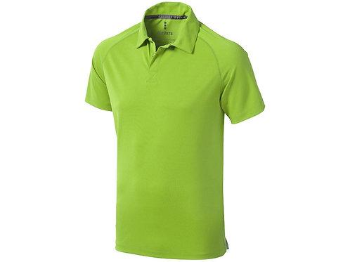 """Рубашка поло """"Ottawa"""" мужская, зеленое яблоко"""