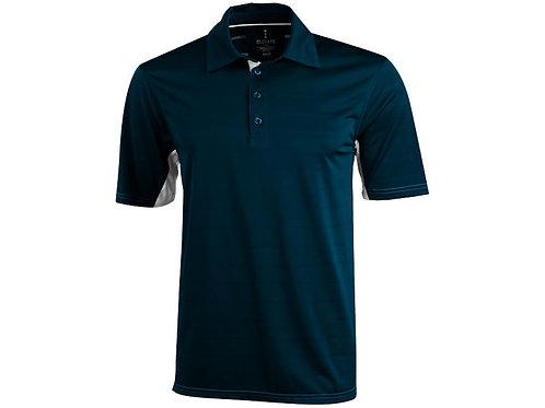 "Рубашка поло ""Prescott"" мужская, темно-синий"