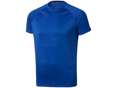 """Футболка """"Niagara"""" мужская, синий"""