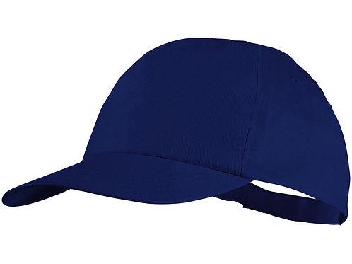 "Бейсболка ""Basic"", 5-ти панельная, ярко-синий"