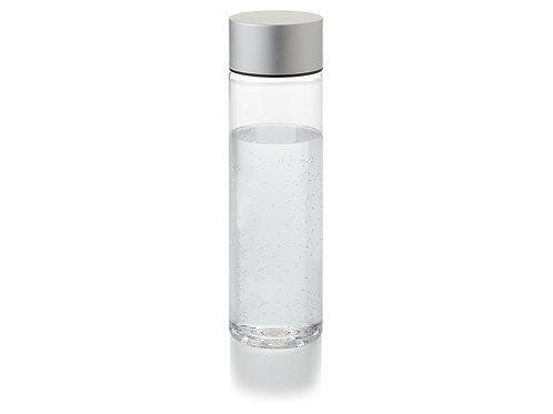 "Бутылка ""Fox"" 900мл, прозрачный/серебристый"
