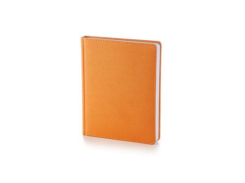 Ежедневник недатированный А6+ «Leader», оранжевый