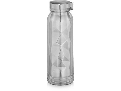 """Бутылка  """"Geometric"""", прозрачный"""