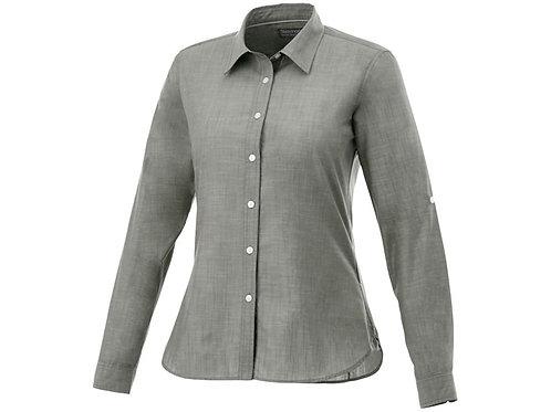 "Рубашка ""Lucky"" женская, армейский зеленый"