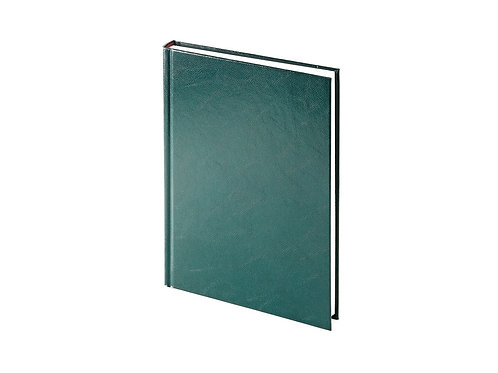Ежедневник недатированный А5 «Ideal New», зеленый
