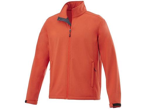 """Куртка софтшел """"Maxson"""" мужская, оранжевый"""