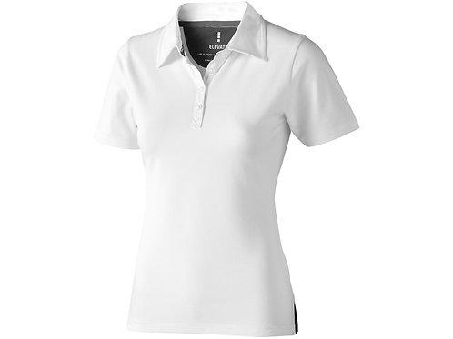 """Рубашка поло """"Markham"""" женская, белый/антрацит"""
