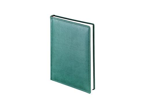 Ежедневник А5 датированный «Velvet» 2019, зеленый