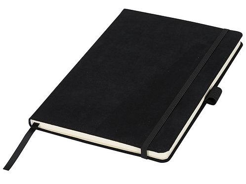 Блокнот А5 «Suede», черный