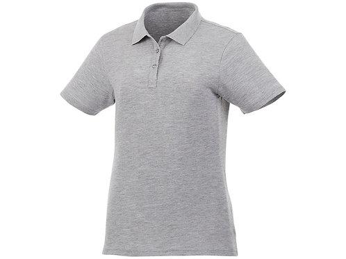 Рубашка поло Liberty женская, серый
