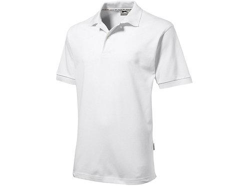 """Рубашка поло """"Forehand C"""" мужская, белый"""