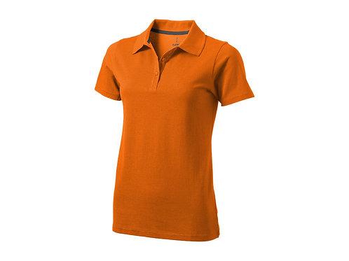"""Рубашка поло """"Seller"""" женская, оранжевый"""