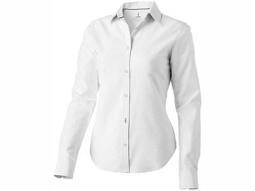"""Рубашка """"Vaillant"""" женская с длинным рукавом, белый"""