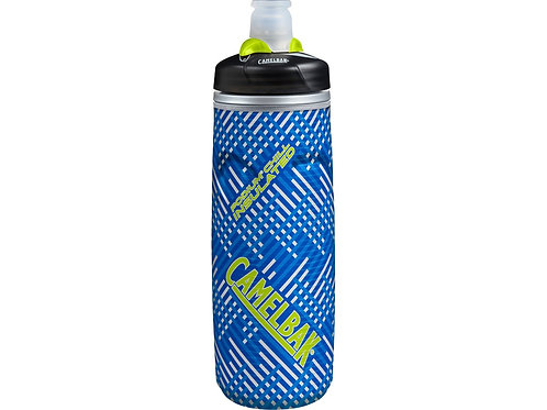 Бутылка CamelBak Podium ChilL 0,62л, синий/серый/зеленый