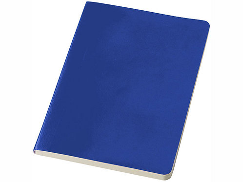 "Блокнот А5 ""Gallery"", ярко-синий"