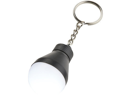 Брелок-фонарик «Aquila», черный
