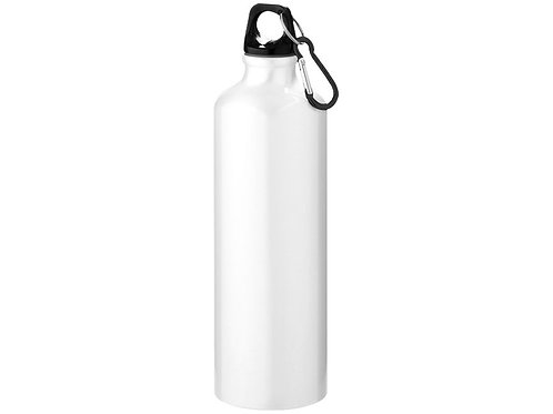 "Бутылка ""Pacific"" с карабином, белый"