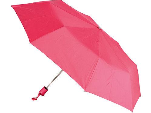 Зонт складной «Ева», розовый