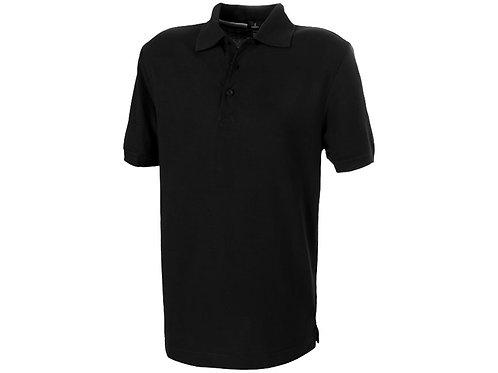 """Рубашка поло """"Crandall"""" мужская, черный"""