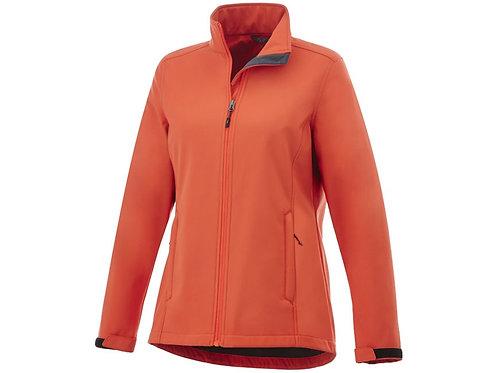 """Куртка софтшел """"Maxson"""" женская, оранжевый"""