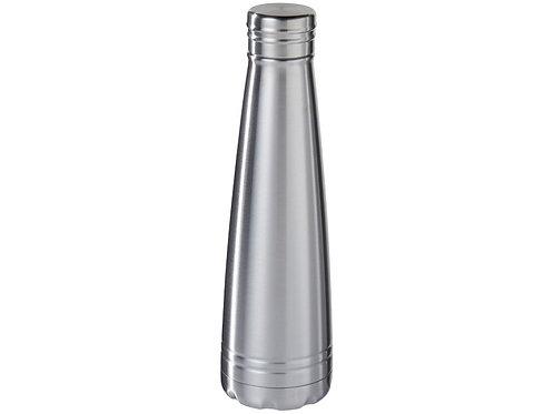 Вакуумная бутылка Duke с медным покрытием, серебристый