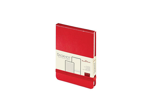Блокнот А6 «Megapolis Reporter», красный