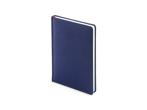 Ежедневник А5 датированный «Velvet» 2019, темно-синий