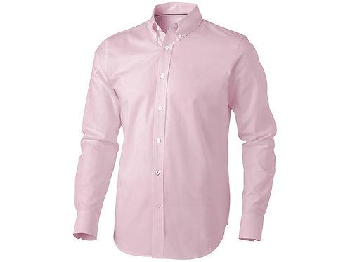 """Рубашка """"Vaillant"""" мужская с длинным рукавом, розовый"""