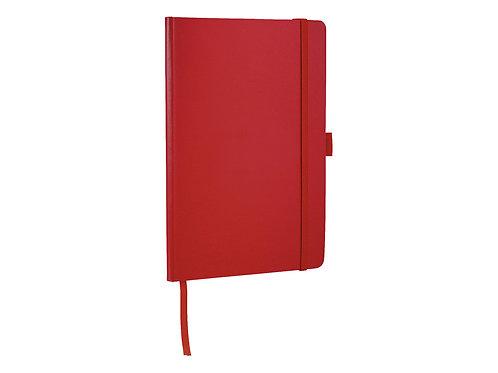 """Блокнот А5 """"Flex"""", красный"""