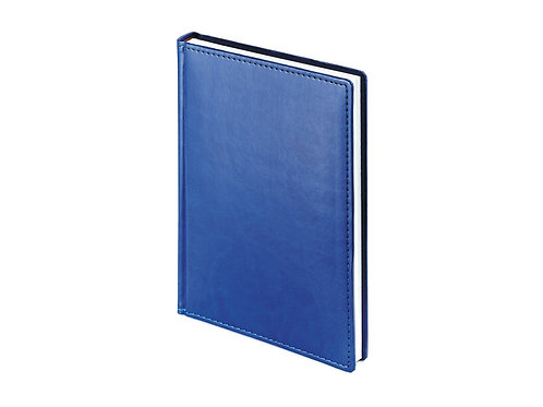 Ежедневник недатированный А4 «Velvet», синий