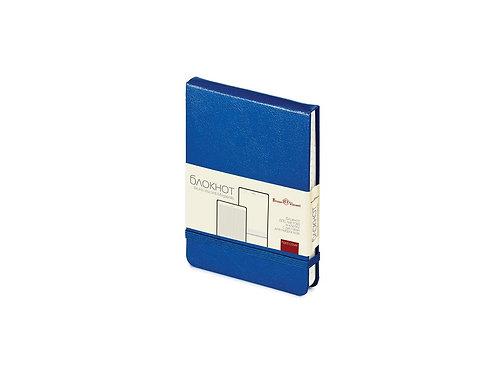 Блокнот А6 «Megapolis Reporter», синий