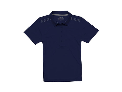 """Рубашка поло """"Receiver CF"""" женская, темно-синий"""