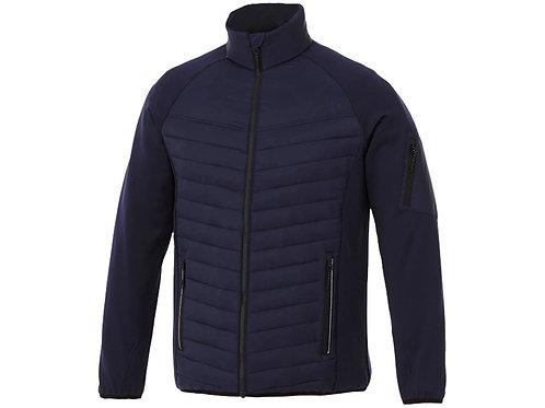 """Куртка """"Banff"""" мужская, темно-синий/черный"""
