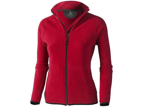 """Куртка флисовая """"Brossard"""" женская, красный"""