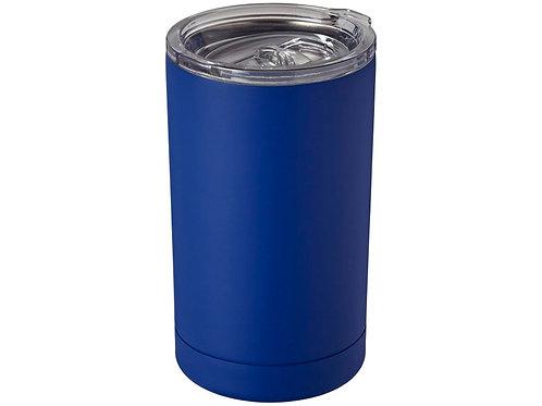 Вакуумная термокружка Pika, ярко-синий