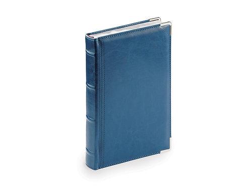 Ежедневник А5 полудатированный «Boss», синий