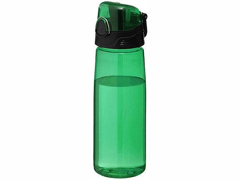 """Бутылка спортивная """"Capri"""", зеленый"""